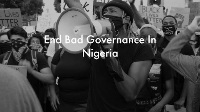 5 Things Nigerian Youths Should Do To End Bad Governance In Nigeria (No. 4 Is Needed To Throw-out PDP & APC)
