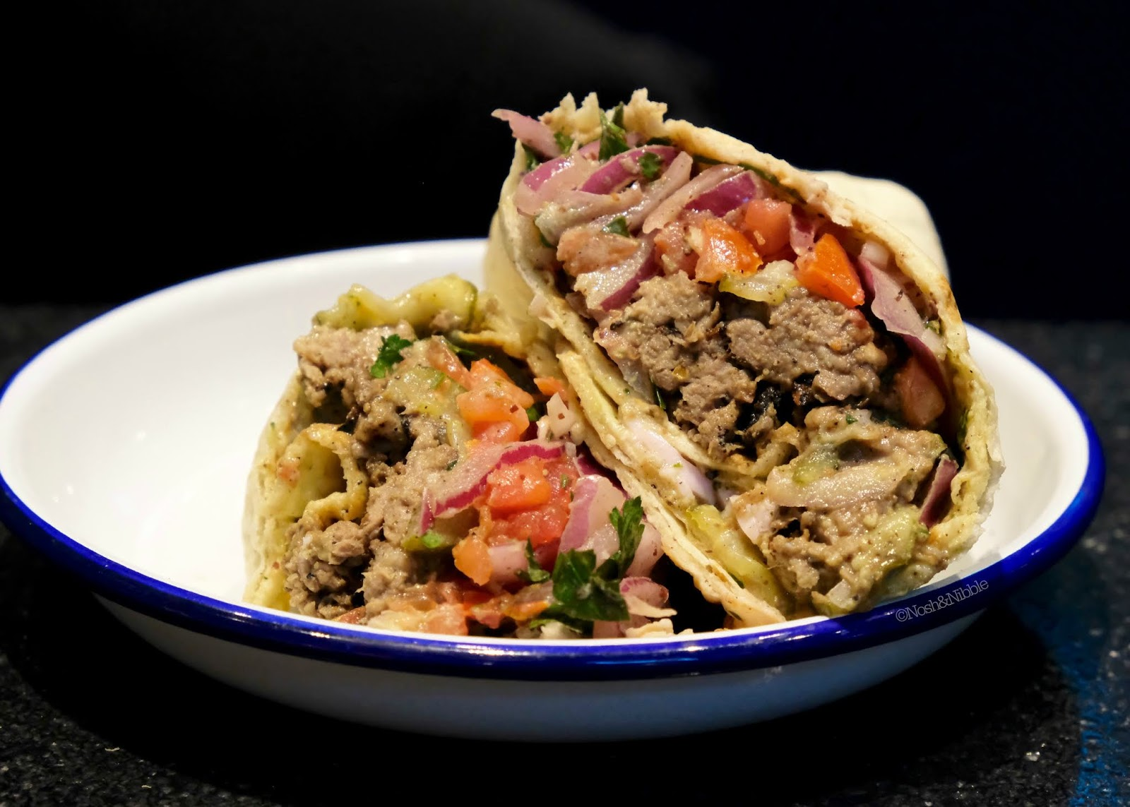 Superbaba | Steak Wrap: Review
