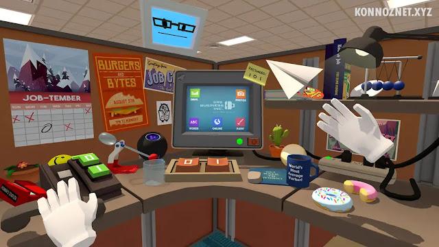 تحميل لعبة Job Simulator