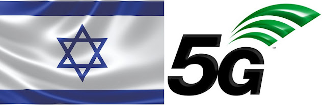 Israel to auction 5G spectrum this year and launch 5G in 2020