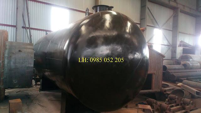 bồn chứa dầu