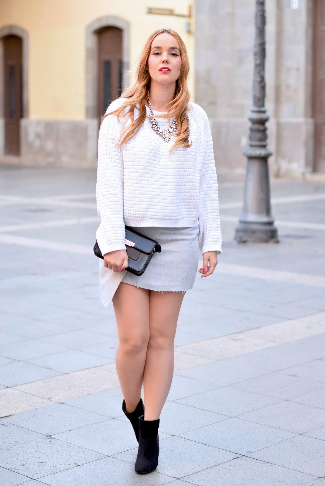nery hdez, choies, asymmetric skirt, happiness boutique, les petits boutique, moschino clone