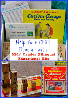 Kids' Candor Bilingual Educational Kits