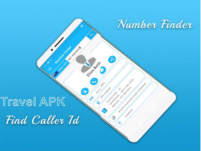 Number Finder - Caller Name, ID & Location Tracker
