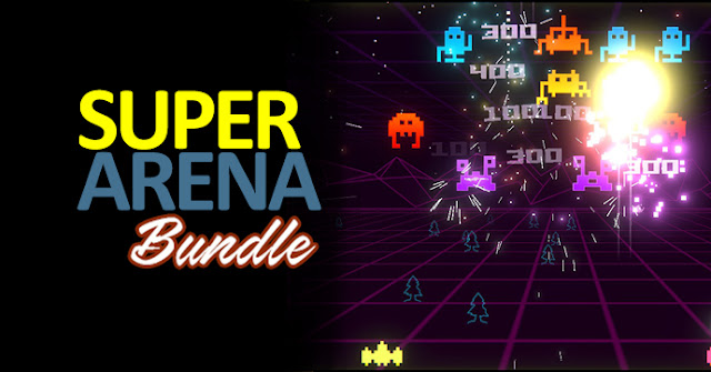 IndieGala Super Arena Bundle - 前24小時2.99美金12款遊戲