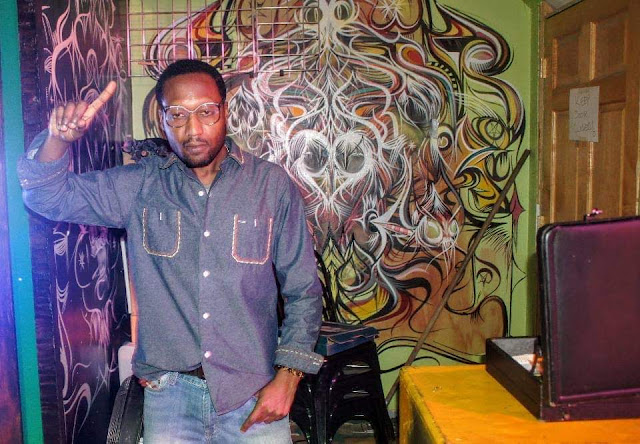 From NYC to Minneapolis, Nick Napo is holding the torch for the Jamaican Culture