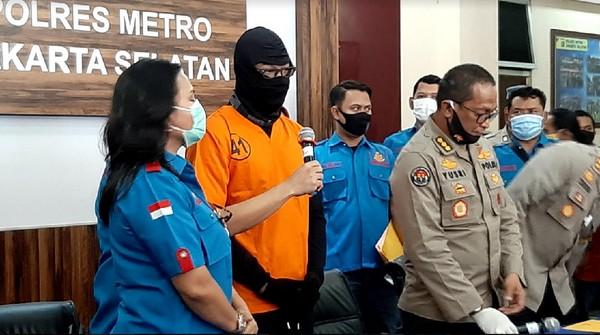 Ditangkap karena Narkoba, Dwi Sasono Terancam 5 Tahun Penjara