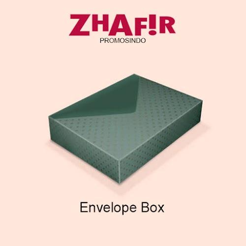 Cetak Kemasan Envelope Box