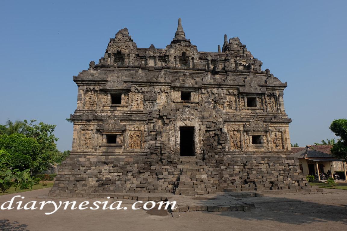 sari temple, best tourist attractions in yogyakarta and klaten, yogyakarta tourism, diarynesia