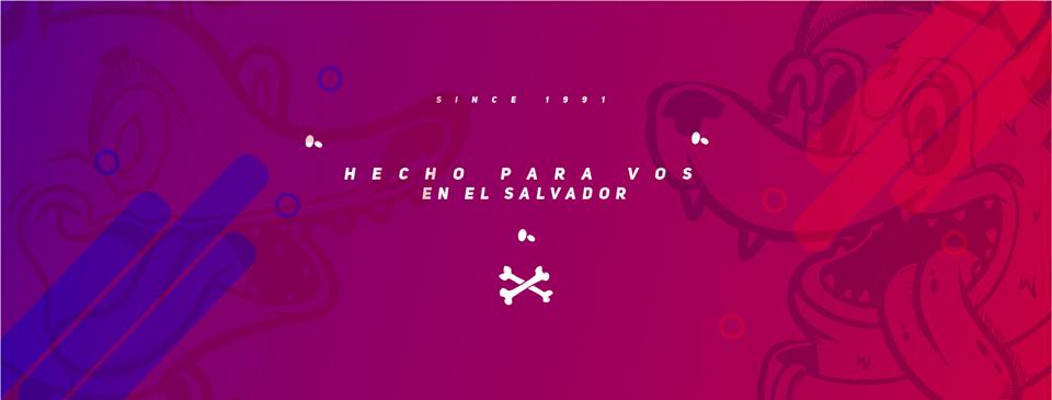 El Salvador Diseño