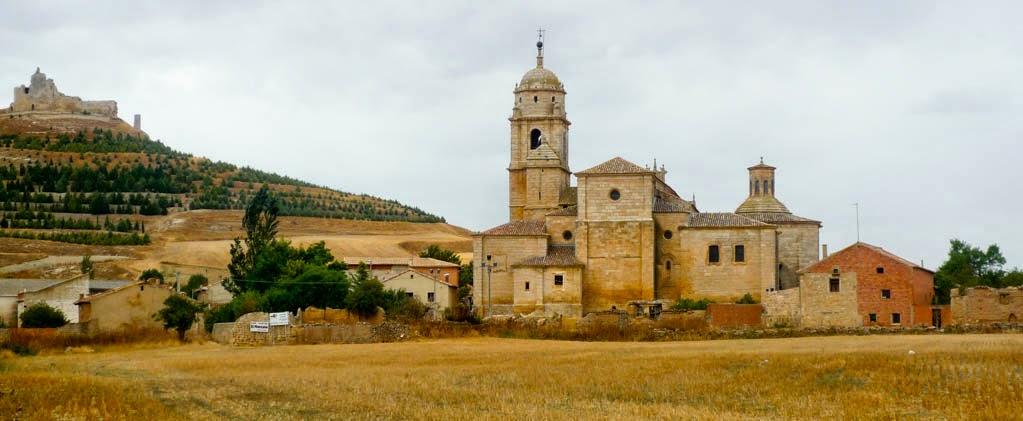 Parajes del Camino de Santiago Francés