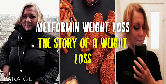 Metformin weight loss | The story of a weight loss