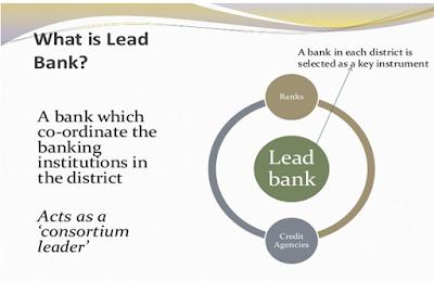 Lead Bank Scheme