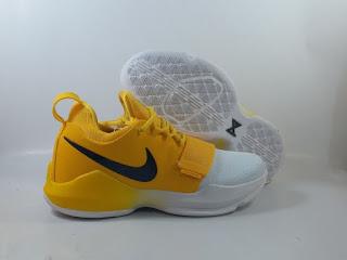 Nike PG1 Paul George 1 - Yellow White