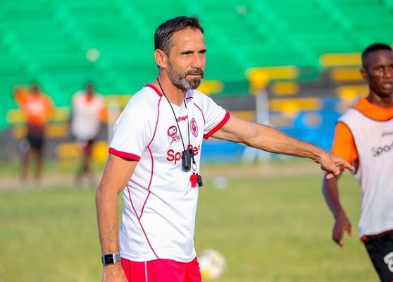 Gomes to sign two new players Simba SC