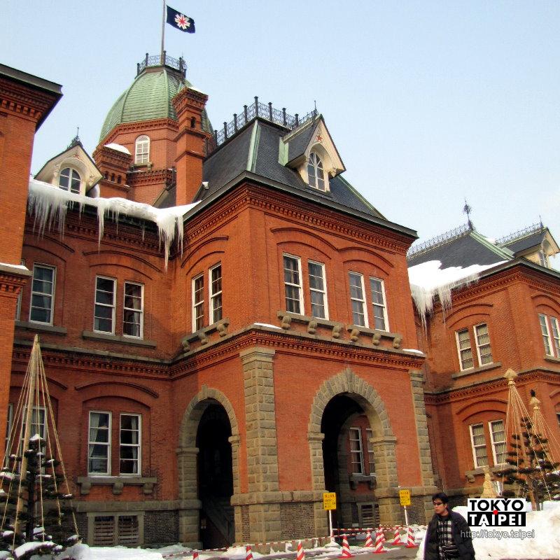 【北海道廳舊本廳舍】漂亮的紅磚屋 見證北海道從荒蕪到文明