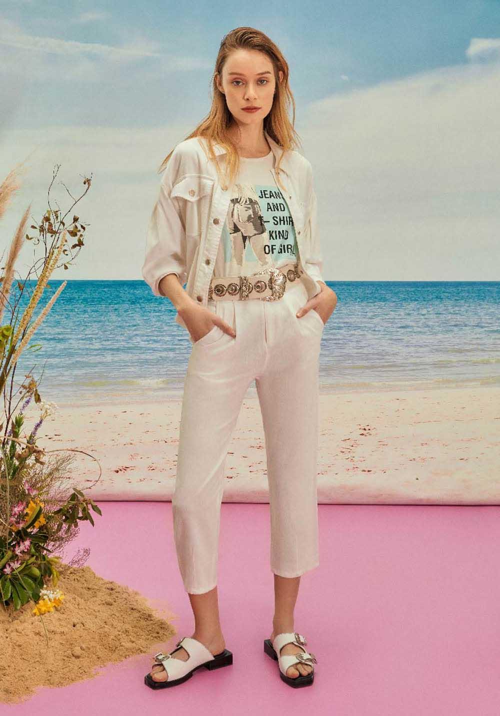 Pantalones de verano 2021 marcas de moda