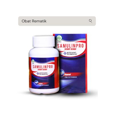 Obat Rematik Samulinpro