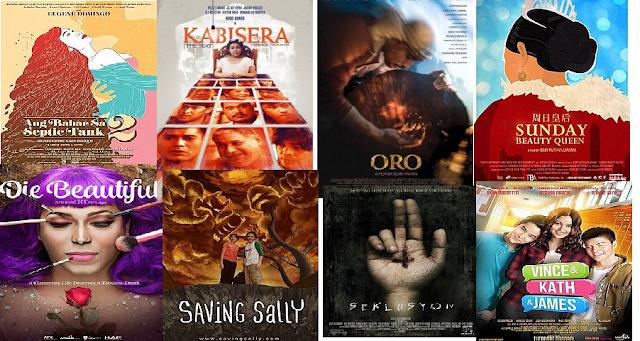Metro Manila Film Festival 2016 Films