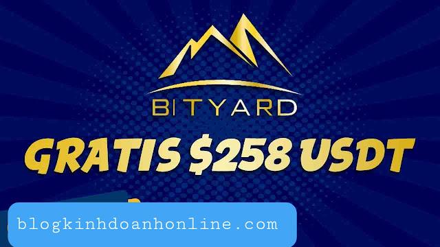 Bityard là gì ? Cách nhận thưởng lên đến 258$ + 16 BYD từ sàn Bityard singapore