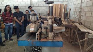 Proses Mekanis pulp kertas