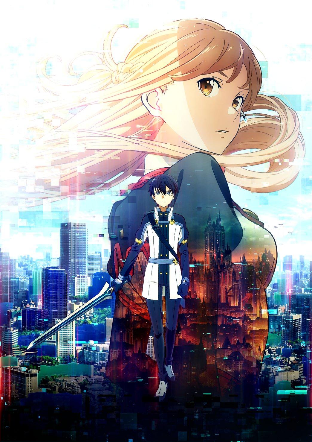 Manga Sword Art Online: Ordinal Scale Berakhir Dengan Volume ke-5