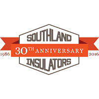 Southland 30th Anniversary Insulators