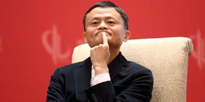 O bilionário chinês Jack Ma desaparecido 2