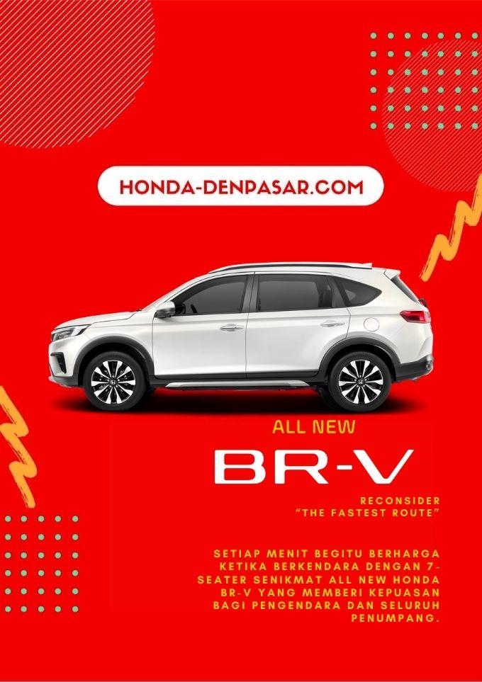 Harga Promo Honda BRV Bali