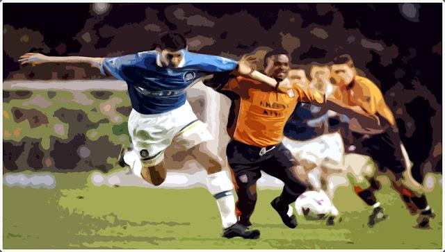 Marco Materazzi Everton