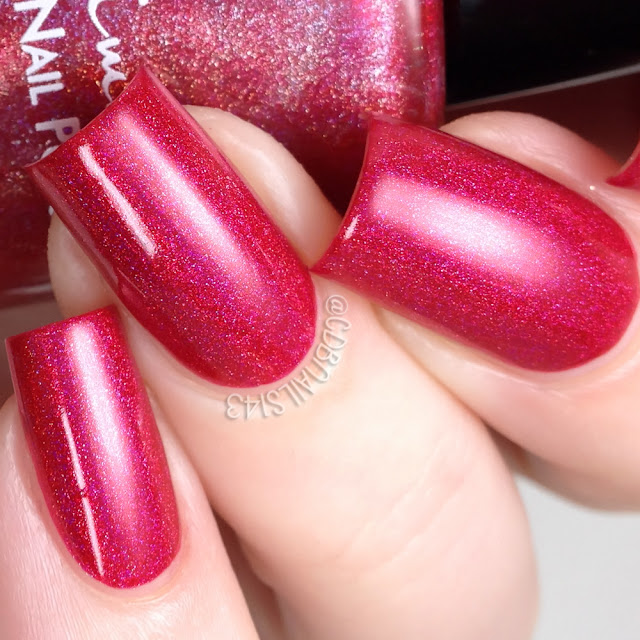 KBShimmer-Get To The Poinsettia