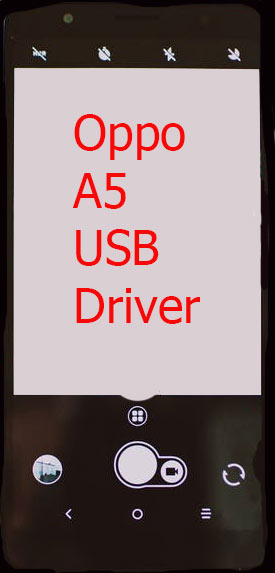 Oppo A5 USB Driver Download