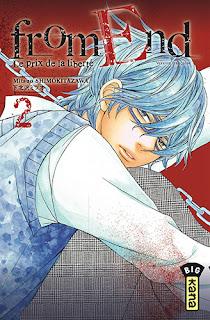 Manga - From End - Le prix de la liberté - tome 2 aux éditions Kana