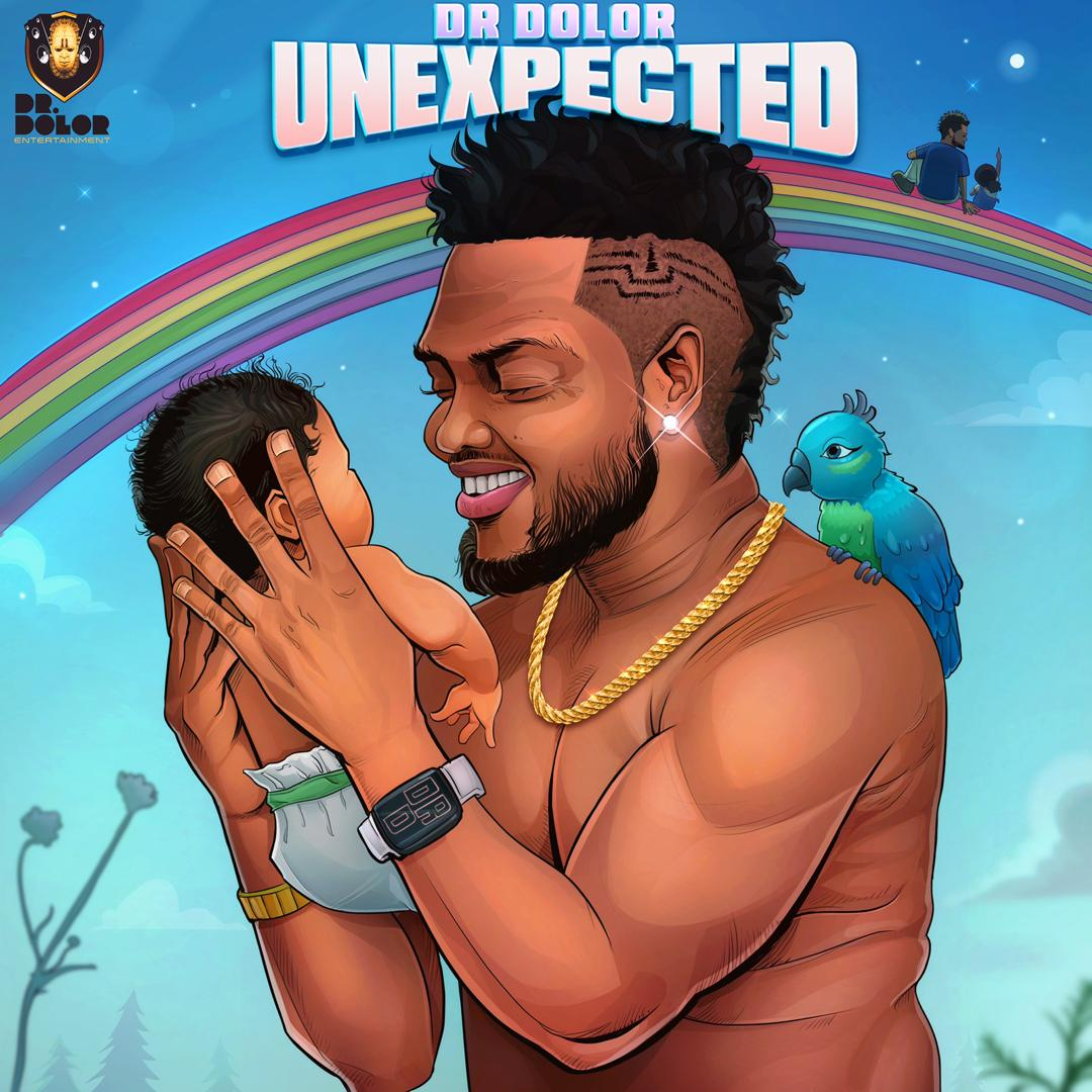"[Album] Dr Dolor – ""Unexpected"" Album #Arewapublisize"