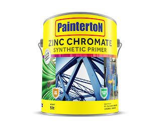jenis cat Zinc Chromate Primer