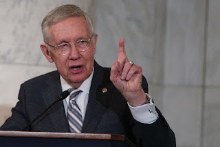 Harry Reid: The American People Should Be Informed About UFOs