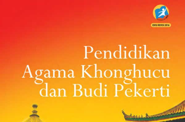 Buku Agama Khonghucu dan Budi Pekerti Kelas 7 Kurikulum 2013 Revisi 2016