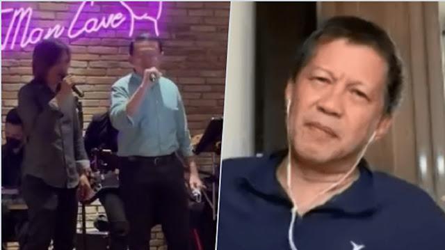 Kerumunan Raffi-Ahok Serupa HRS, Rocky Gerung: Rakyat Ingin Lihat Keadilan dari Istana