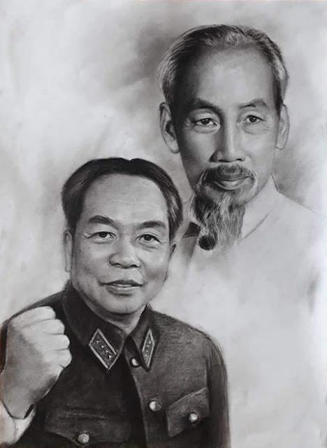 vẽ chân dung Người nổi tiếng