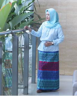 budaya kain tenun ikat pulau lombok