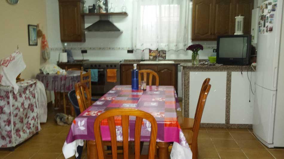 chalet en venta camino de la plana grao castellon cocina