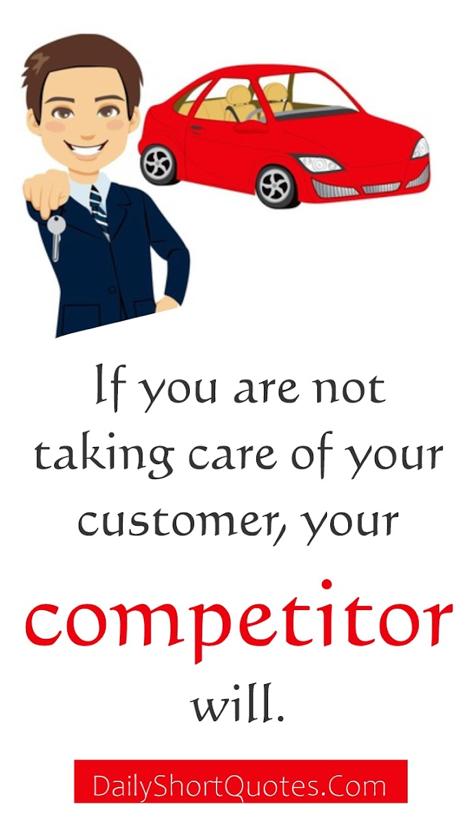 Best Car Sale Quotes | Selling Competition Quotes
