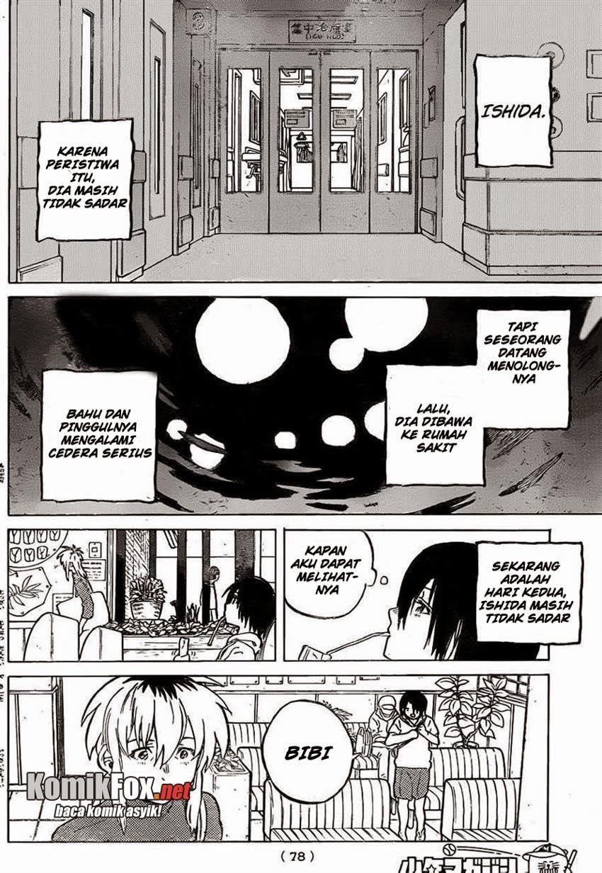 Koe no Katachi Chapter 44-2