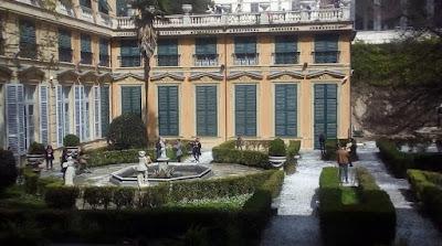 Palazzo Bianco a genova