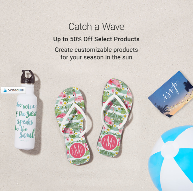 Catch A Wave - Up TO 40% Off Select Products