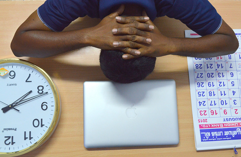 Don't Let Stress Ruin Your Business