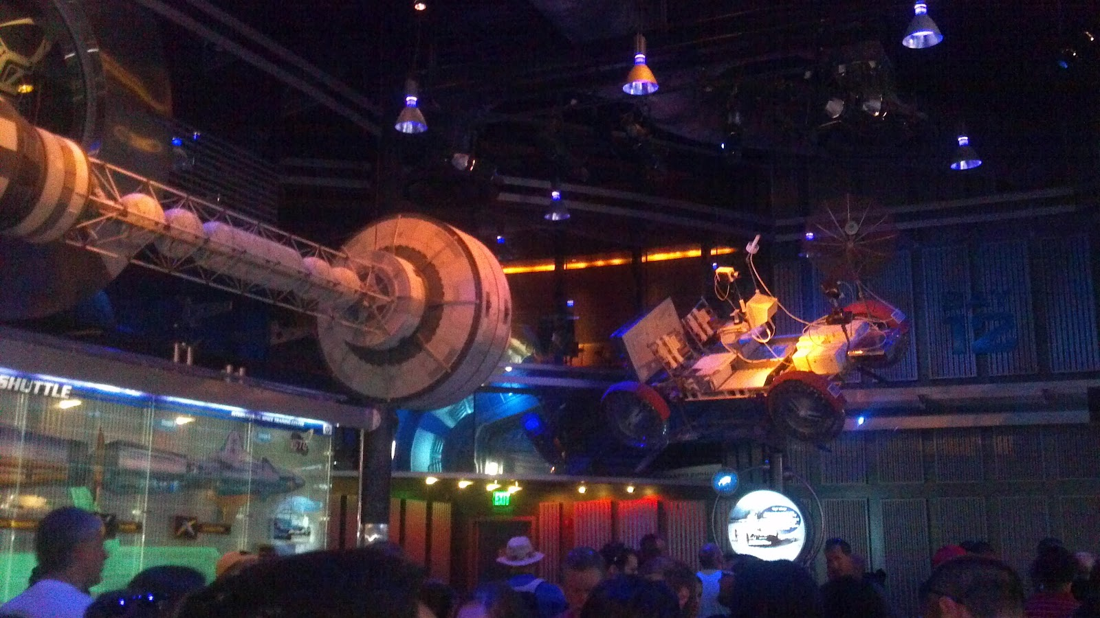 mission to mars ride epcot - photo #24
