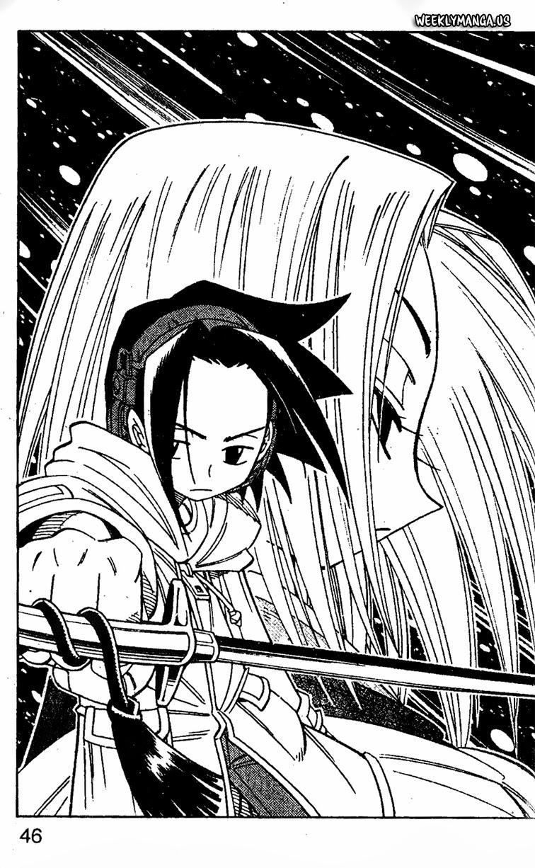 Shaman King [Vua pháp thuật] chap 168 trang 4