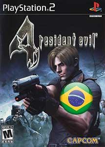Resident Evil 4 Dublado Português PS2 ISO (Ntsc-Pal) MF
