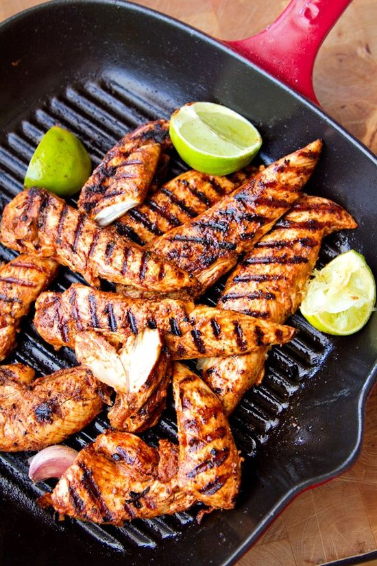 SPICY PAPRIKA & LIME CHICKEN TENDERLOINS #recipes #healthychicken #chickenrecipes #healthychickenrecipes #food #foodporn #healthy #yummy #instafood #foodie #delicious #dinner #breakfast #dessert #lunch #vegan #cake #eatclean #homemade #diet #healthyfood #cleaneating #foodstagram